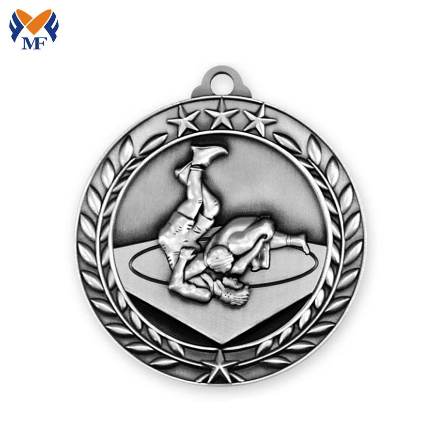 Judo Sport Medal