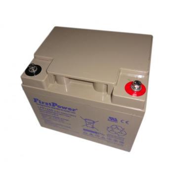 Réserve batterie de télévision par câble de batterie de cycle profond12V45AH