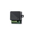 Battery powered smart video doorbell with indoor gateway
