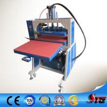 Máquina da imprensa gêmeo estação óleo hidráulico de calor