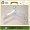Alibaba China Supplier Custom Plastic Display Hangers for T-shirt
