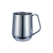 Tasse à thé en acier inoxydable à double paroi en tasse à thé Sdc-430