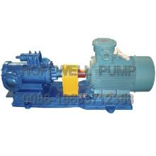 Pompe à trois vis de l'huile diesel approuvée par CE de la puissance 3G42X6A