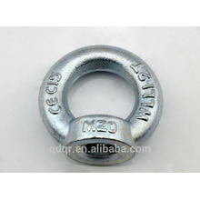 Galvanisé Drop Forged Din582 Eye Nut--Qingdao gréement