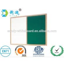Placa verde do quadro de avisos Eco-friendly