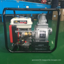 Japanese Gasoline Water Pump With Powerful Engine And High Quality Pump Body