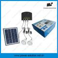 Шэньчжэнь СИД Миниая Домашняя Солнечная система с 11В 4 Вт панели солнечных батарей и Заряжатель телефона USB