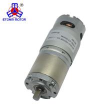 Moteur 24 V à courant alternatif de 45 mm avec encodeur