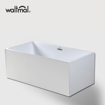 Multi Saiz Rectangle BathTub dalam Putih