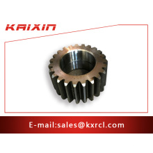 Engrenage cylindrique de transmission en métal standard ISO ANSI DIN GB