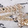 2017 Zinklegierung Schmuck Strass Mode Perlenkette / Perlen Halskette