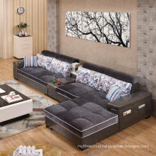 Professional Furniture Factory Drawing Room Sofa Set Design