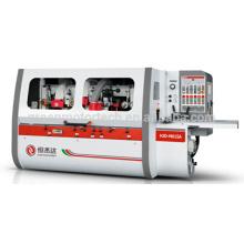 Che4 lados máquina de la máquina de carpintería con 5 husillos SH5023-HR con ancho de procesamiento 20-230 mm y espesor de procesamiento 5-125 mm