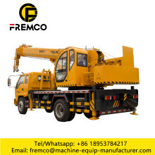 16 ton Hydraulic Lifting Crane with Different Chassis