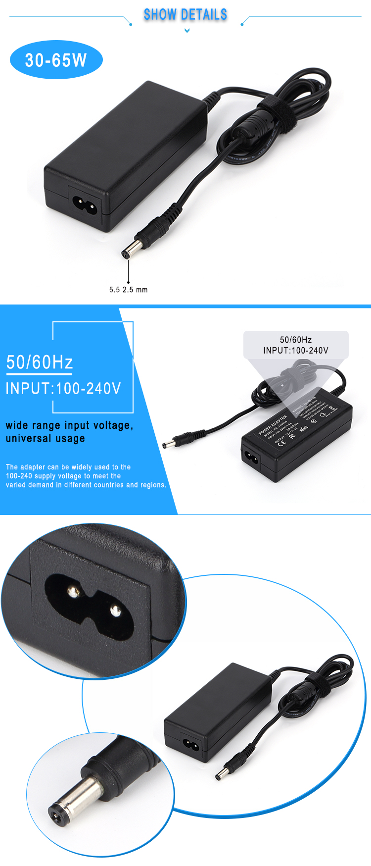 ac/dc power adapter