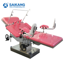 A502 Multi-Functional Hospital Gynecologic Obstetric Delivery Bed Table