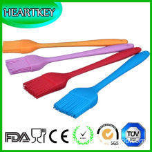 Silicone Basting Pastry & BBQ Brushes with Silicone Plate,Durable,Heat Resistant Kitchen Utensils Dishwasher Safe