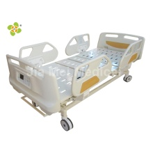 Medical Hospital Bed With Rails