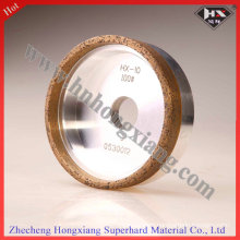 130mm Metal Diamond Grinding Wheel for Glass Abrasive