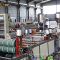 PVC-Holz Kunststoff WPC Profil Extrusionslinie Doppelschneckenextruder