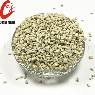 ABS PC Ivory Marble Color Masterbatch Granule