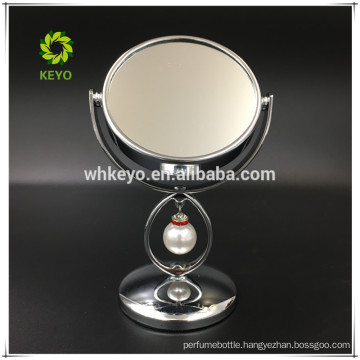 2017 trending products 3X magnification cute table mirror desktop makeup mirror