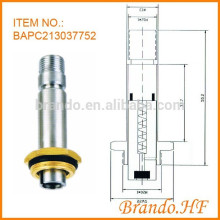 Parte de reparo da válvula solenóide NC de 2/2 vias para válvula solenóide pneumática pneumática