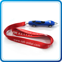 Stationary Items Promotion Lanyard with Pen (HN-LD-131)