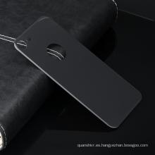 La cubierta moderada de cristal del teléfono móvil de la contraportada de la contraportada del protector de la pantalla de la nueva llegada 3D para el iphone 8 de la manzana, 8 más