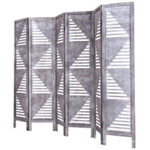 Room Divider Privacy Screen, Foldable Panel Partition Wall Divider