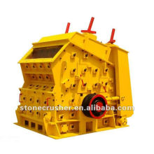 PFS&PFW series impact crusher with cubic-shaped finished materials for construction, railway, high-way use