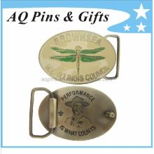 Hochwertige Militärgürtelschnalle mit weichem Emaille (Gürtelschnalle-011)
