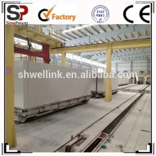 SINOPOWER!Concrete Block Equipments,AAC Brick Machinery In China,China Cutting Machine For AAC, Equipment For The Production AAC