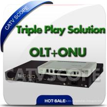Triple Play Red Olt ONU