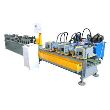 Light Keel T Grid Steel Profile Making Roll Forming Machine For Ceiling