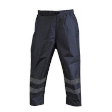 Black Hi Viz Reflective Safety Pants