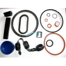 NBR / Nr / EPDM / Silicone Eco Friendly Rubber Seal Ring