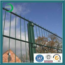 Acier Double Circle Wire Security Clôture pour jardin (xy-s31)