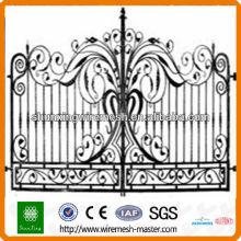 Schöne europäische Stil Metal Gate für Villa / Hütte neue Produkte für 2013