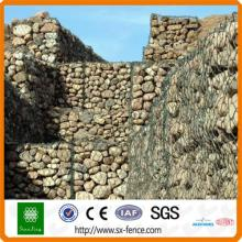 Gabion basket box mesh