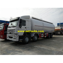 35m3 HOWO Bulk Pneumatic Delivery Trucks