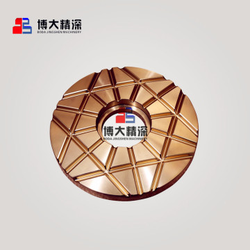CH430 Cone Crusher Spare Parts Bronze Step Bearing