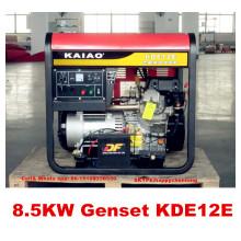 8.5kw/50Hz Diesel Silent Generator From Best Suuplier in China Popular Design!