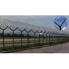 Cerca de malla de alambre de aire (fábrica de Anping)