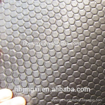 anti-skid shockproof rubber sheet / horse and cow stable mat