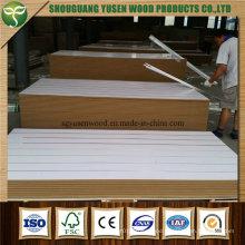 Melamine Slotted Board/Slat Wall Board