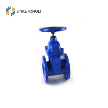 JKTLQB018 stem extension ductile iron through conduit gate valve