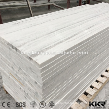 construction et décoration solide surface artificielle mur intérieur décoration en pierre