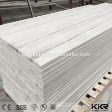 construção e decoração sólida superfície artificial parede interior pedra decoração