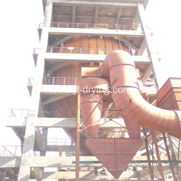 LPG Series High Speed Centrifugal Aluminium Polychlorid Spray Dryer